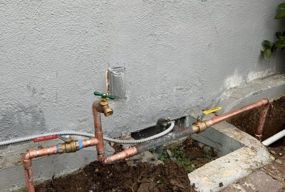 Copper Main Lines